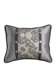 HiEnd Accents Kerrington Damask Pillow