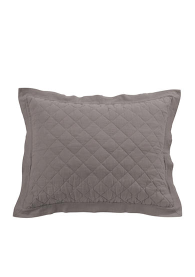 HiEnd Accents Diamond Quilted King Sham