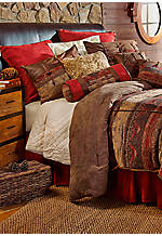 Sierra King Comforter Set 96-in. x 110-in.