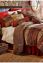Sierra Queen Comforter Set 92-in. x 96-in.