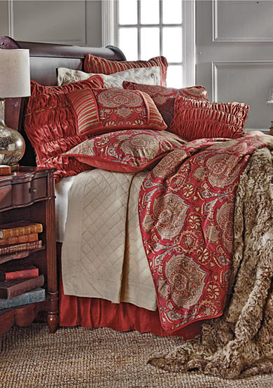 HiEnd Accents Lorenza Bedding Collection