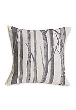 Whistler Branches Pillow 18-in. x 18-in.