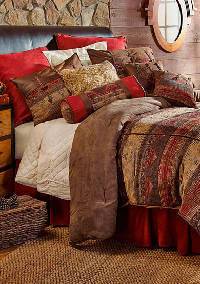 HiEnd Accents Sierra Bedding Collection