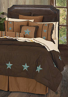 HiEnd Accents LAREDO FULL COMFORTER SET DS