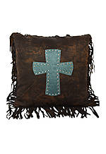 Cheyenne Cross App Decorative 18-in. x 18-in.