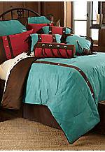 Cheyenne Queen Comforter Set 92-in. x 96-in.