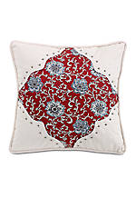 Bandera Floral Decorative Pillow 18-in. x 18-in.
