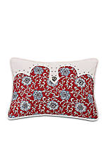 Bandera Oblong Floral Pillow 16-in. x 21-in.