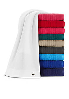 Lacoste Legend Towel Collection