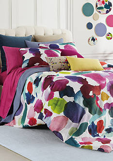 bluebellgray ABSTRACT KING COMFORTER SET