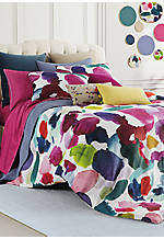 Abstract King Comforter Set 96-in. x 110-in.