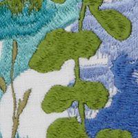 Casual Bedding: White bluebellgray CAMERON TWIN/TXL CSET