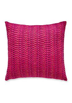 bluebellgray Lomond Esme Kantha Decorative Pillow
