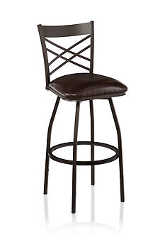 Southern Enterprises Ephraim Adjustable Stool