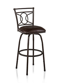 Southern Enterprises Nibley Adjustable Stool