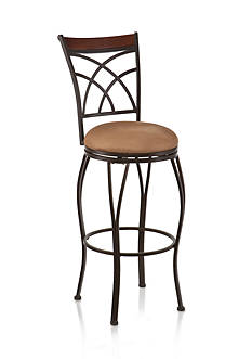 Southern Enterprises Wellsville Bar Stool