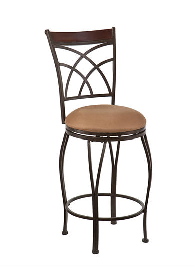 Southern Enterprises Wellsville Counter Stool
