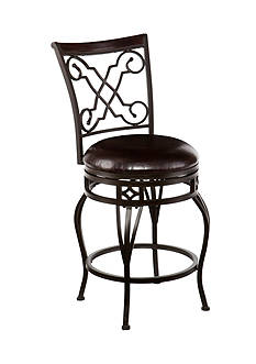 Southern Enterprises Lindon Counter Stool