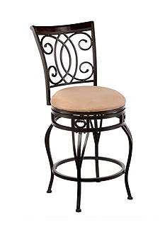 Southern Enterprises Tabiona Counter Stool