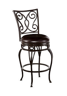 Southern Enterprises Midvale Counter Stool