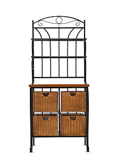 Southern Enterprises Cooley Baker's Rack