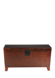 Southern Enterprises Alma Trunk End Table