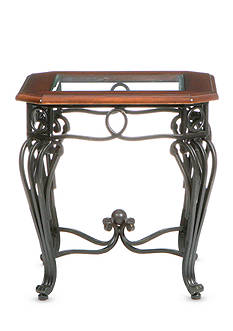 Southern Enterprises Ramsy End Table
