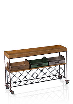 Southern Enterprises Ryland Wine Console