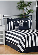 City Stripe King Comforter Set 96-in. x 110-in.