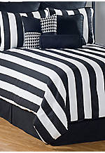 City Stripe European Sham 26-in. x 26-in.