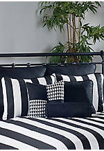 City Stripe Decorative 18-in. x 18-in.