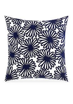 kate spade new york Daisy Crewel Decorative Pillow
