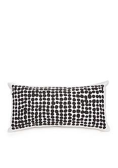 kate spade new york Dot Stamp Decorative Pillow