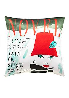 kate spade new york Rain or Shine Decorative Pillow
