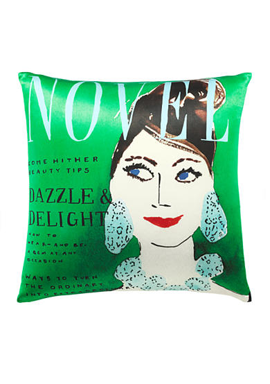 Kate Spade Silk Cat Nap Decorative Pillow : kate spade new york Dazzle & Delight Decorative Pillow Belk