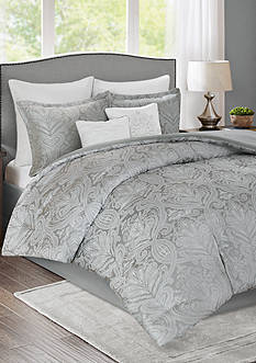 Home Accents Kinsley King 8-Piece Comforter Set