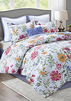 Home Accents Marley King 8-Piece Comforter Set