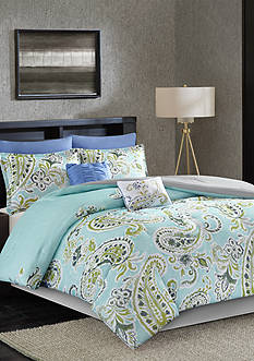 Home Accents Cecilia King 8-Piece Comforter Set