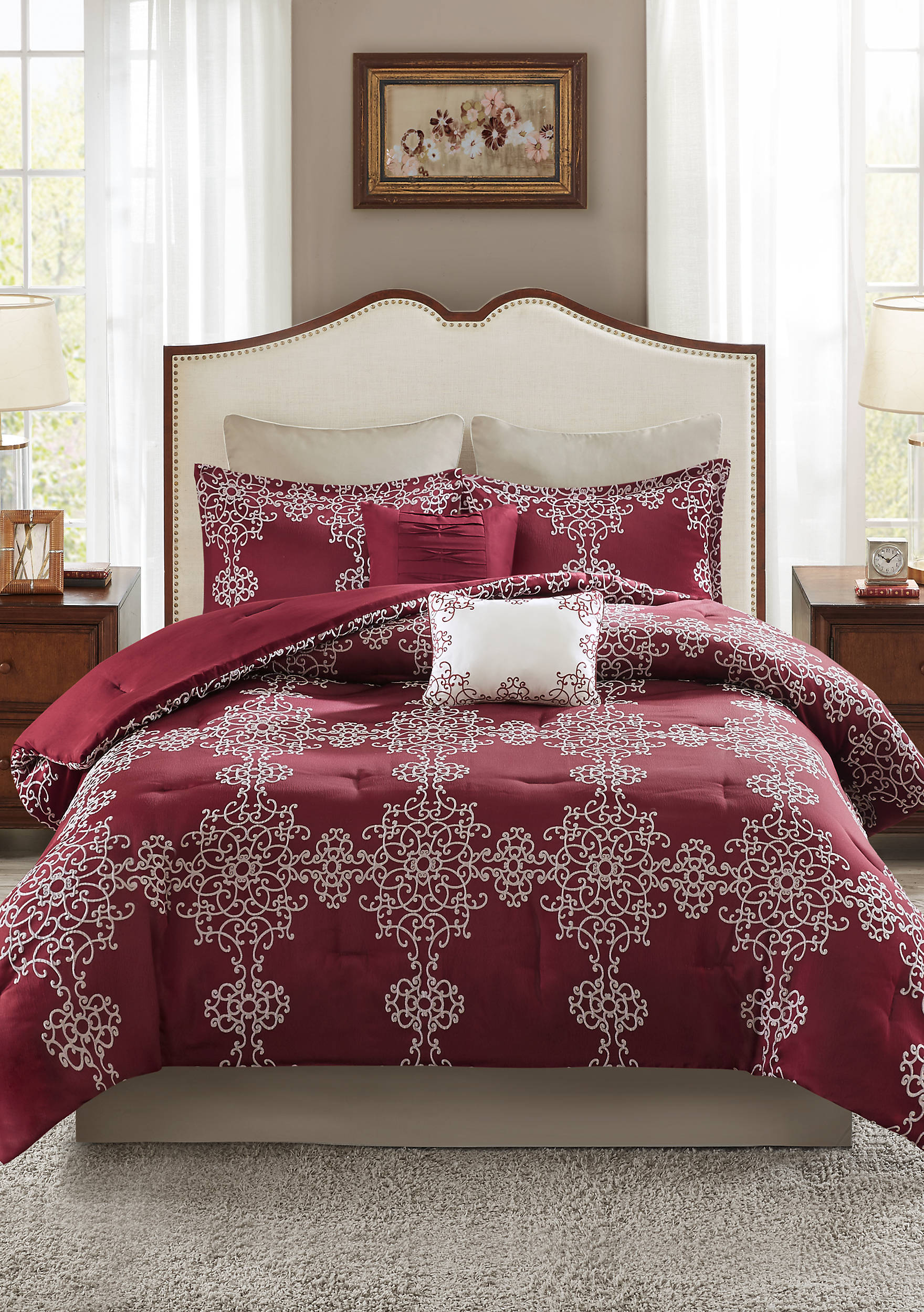 Astoria 8-Piece Bed-In-A-Bag