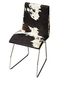 Butler Specialty Company Abilene Hair-On-Hide Side Chair