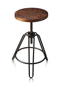 Butler Specialty Company Trenton Iron Bar Stool