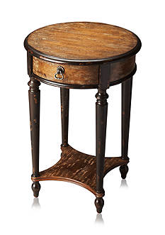 Butler Specialty Company Jules Old Spanish Mission Painted Accent Table