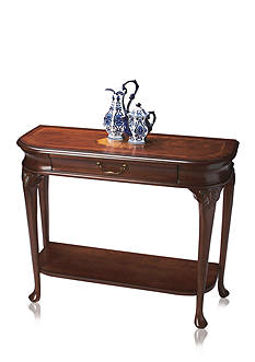 Butler Specialty Company Ridgeland Plantation Cherry Console Table