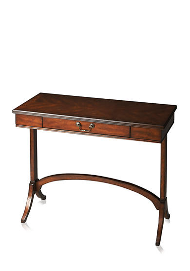 Butler Specialty Company Alta Plantation Cherry Console Table