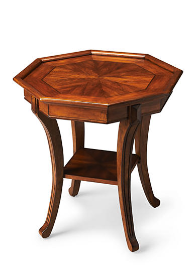 Butler Specialty Company Kingston Antique Cherry End Table
