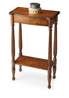 Butler Specialty Company Whitney Antique Cherry Console Table