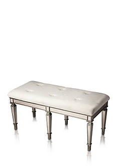 Butler Specialty Company Celeste Mirrored Bench
