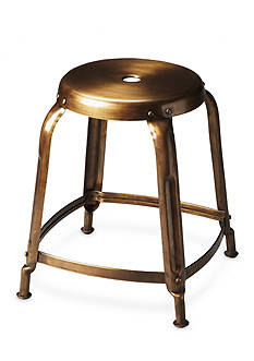 Butler Specialty Company Dutton Bronze Iron Stool