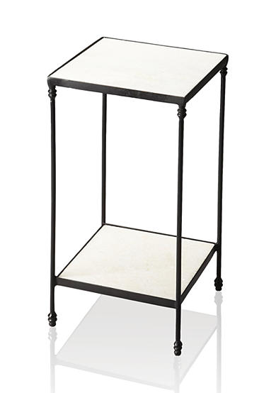 Butler Specialty Company Larkin Marble & Iron Accent Table