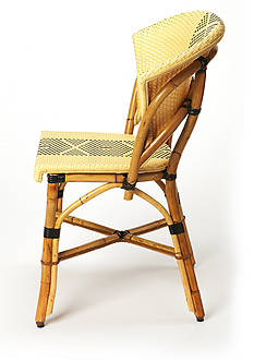 Butler Specialty Company Luna Rattan Side Chair